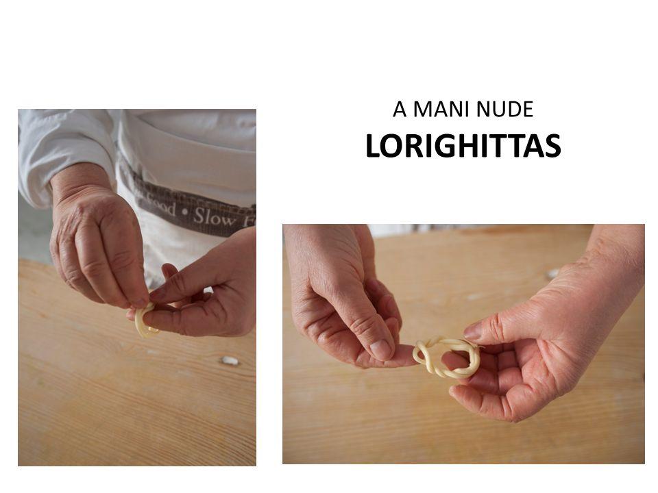 A MANI NUDE LORIGHITTAS