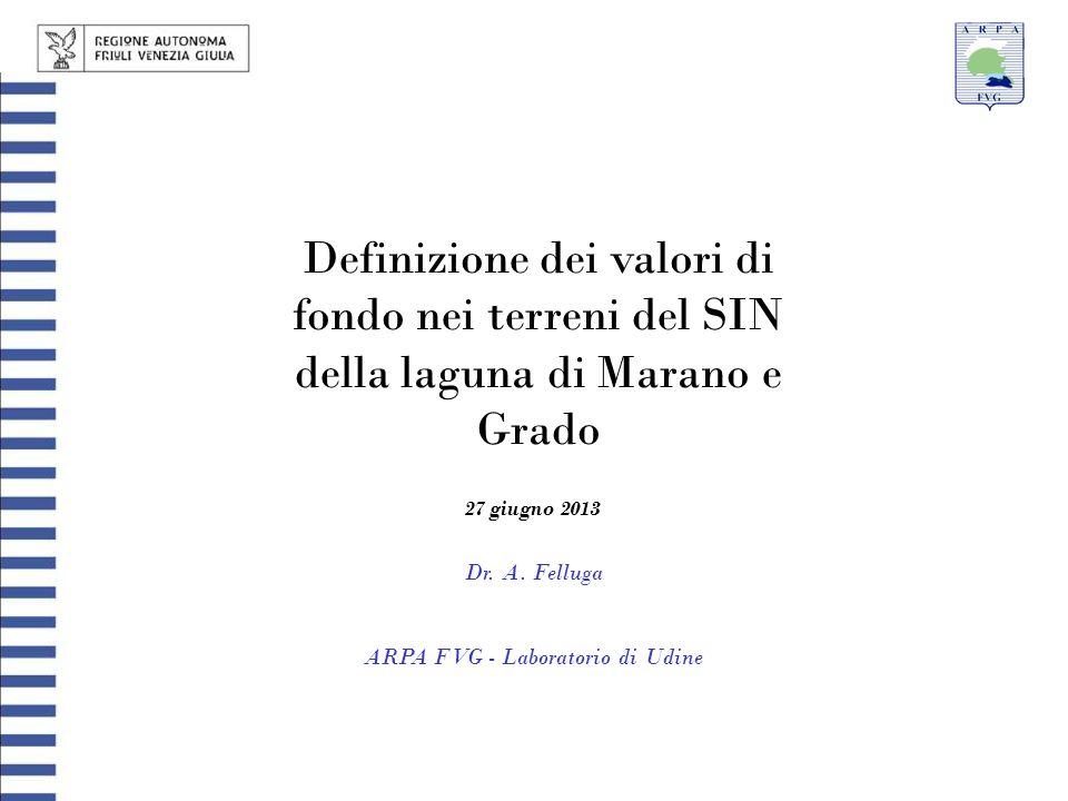 ARPA FVG - Laboratorio di Udine