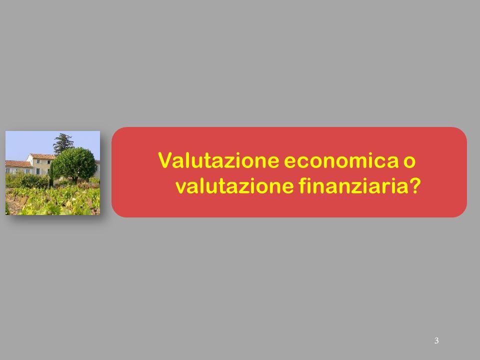Valutazione economica o