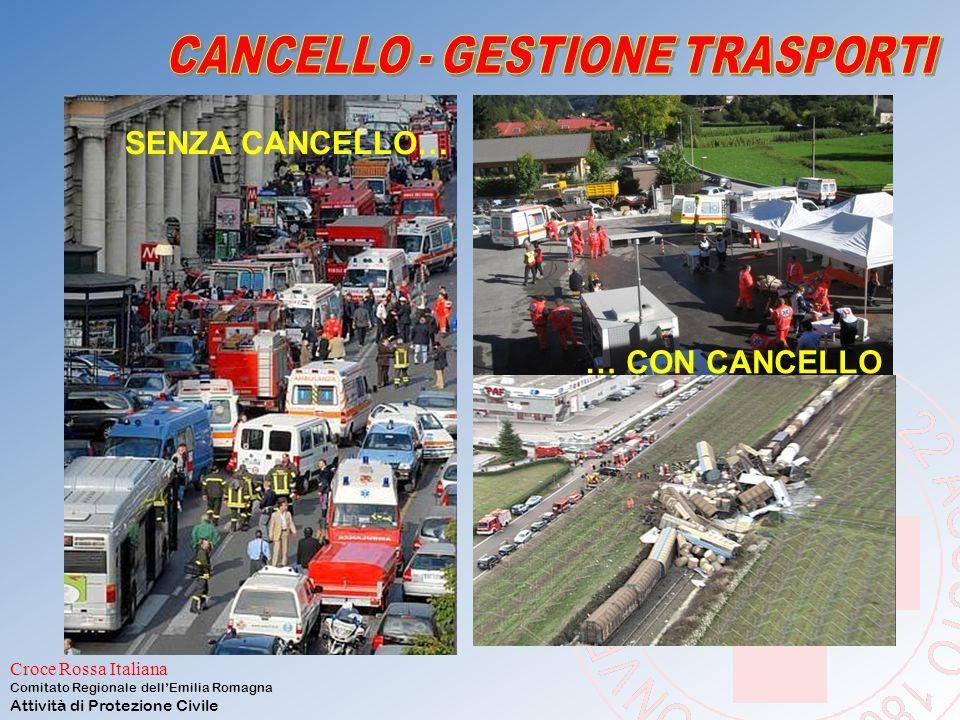CANCELLO - GESTIONE TRASPORTI