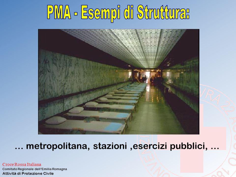PMA - Esempi di Struttura: