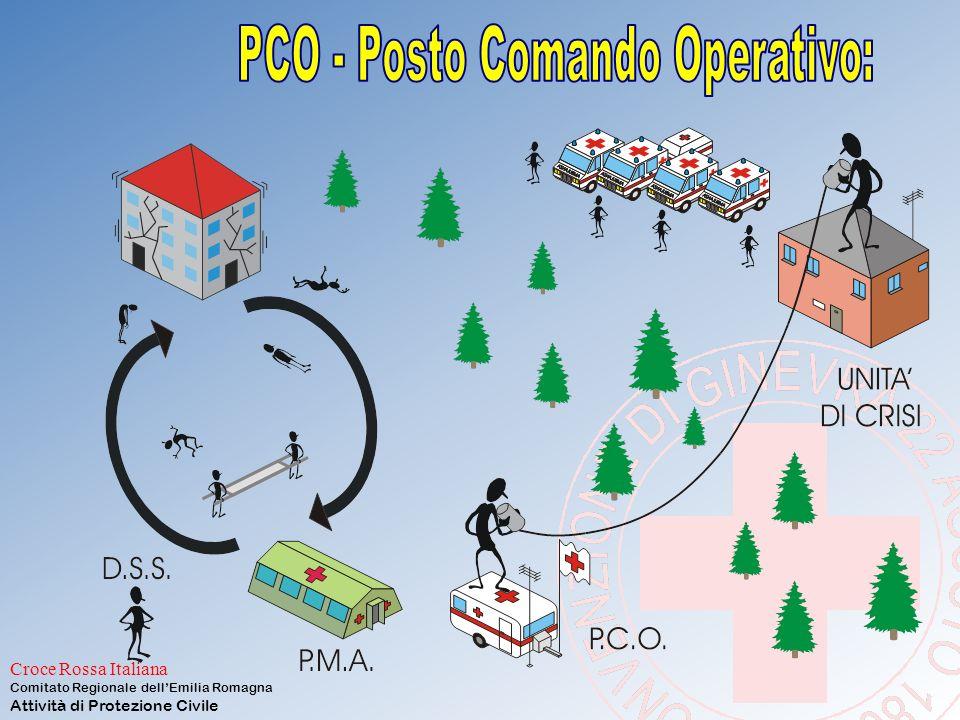 PCO - Posto Comando Operativo: