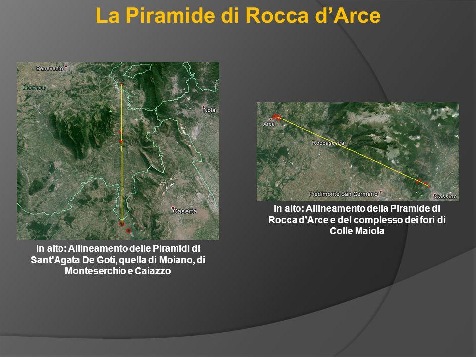 La Piramide di Rocca d'Arce