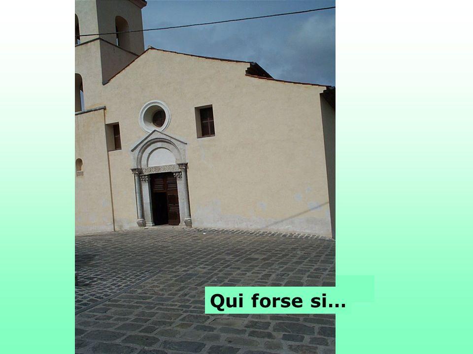 Chiesa San Michele Qui forse si…