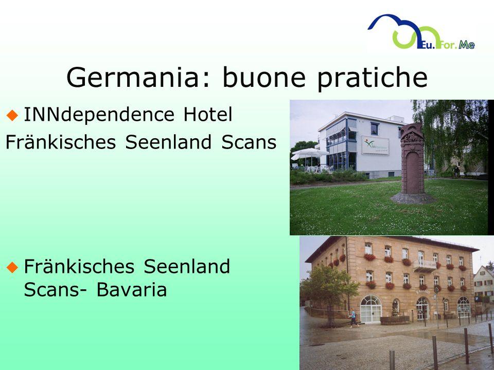 Germania: buone pratiche