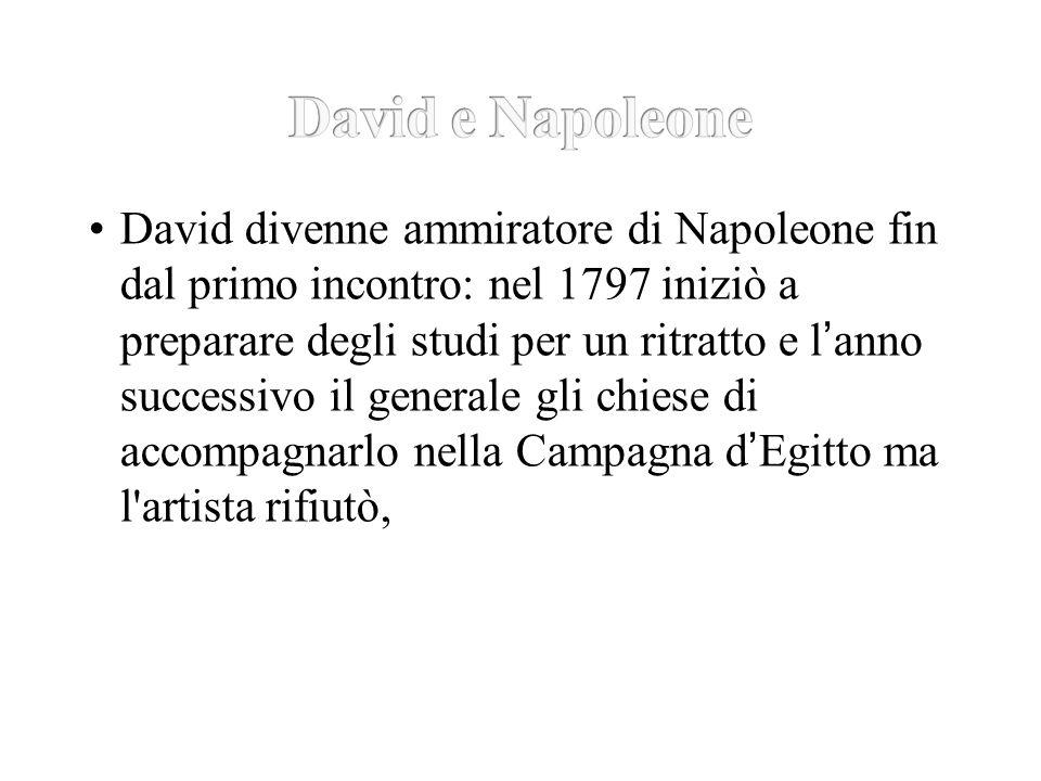 David e Napoleone