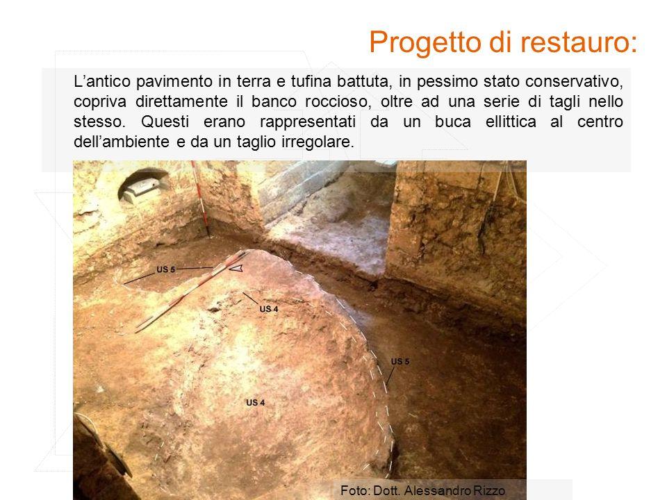 Progetto di restauro: