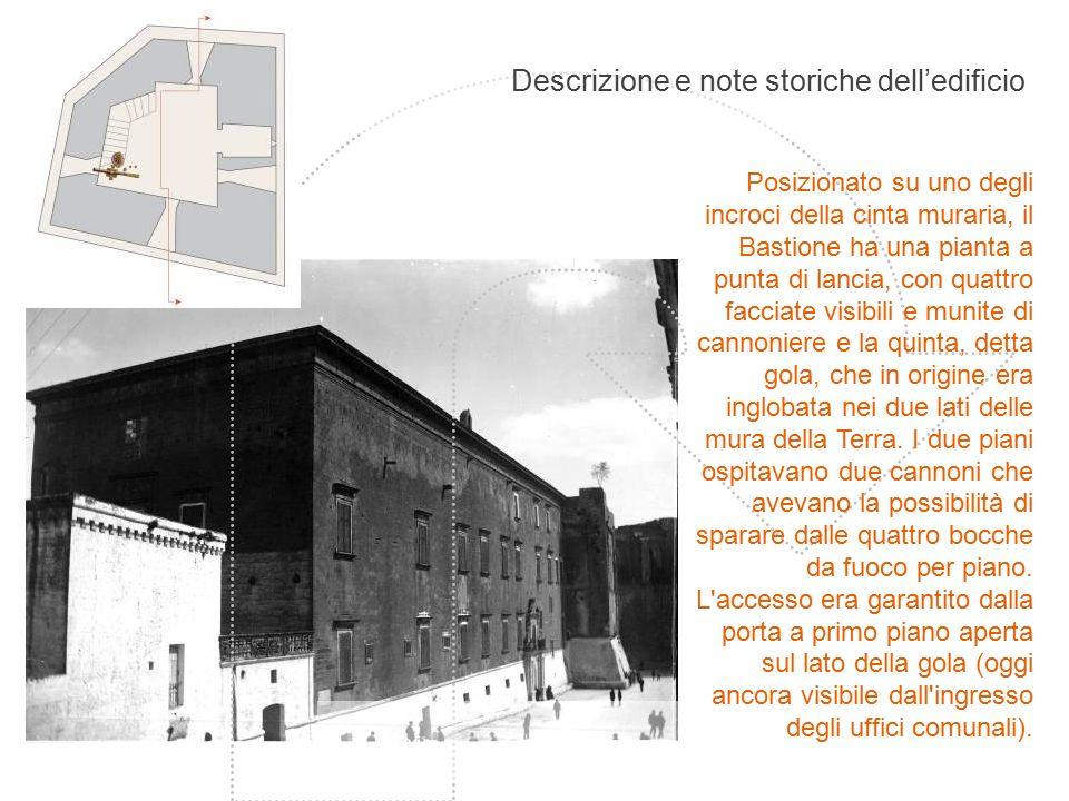 Descrizione e note storiche dell'edificio
