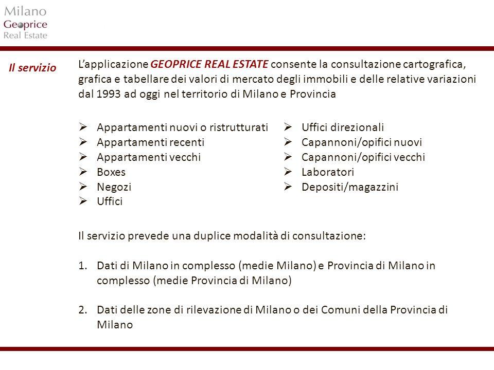 Appartamenti nuovi o ristrutturati Appartamenti recenti