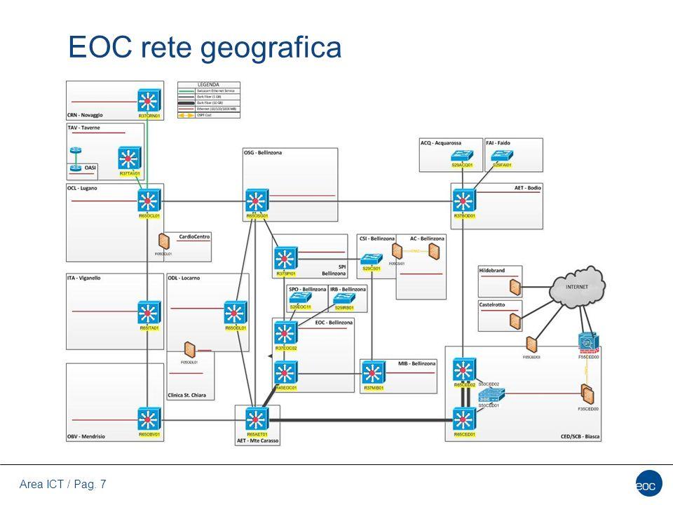 EOC rete geografica
