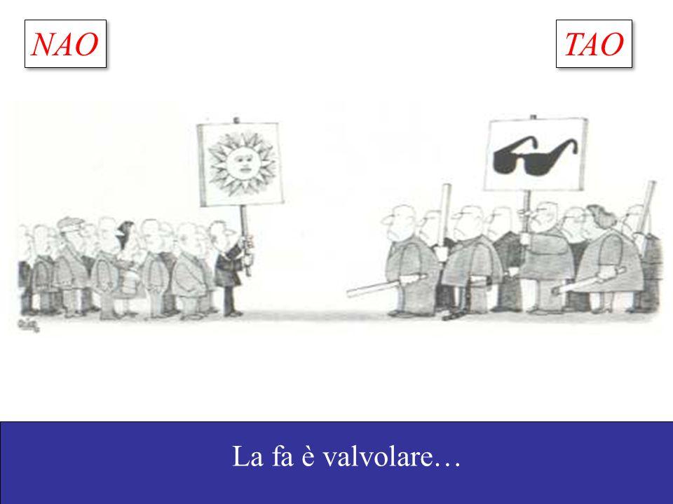 NAO TAO La fa è valvolare… Go, A. S. et al. JAMA 2001;285:2370-2375.