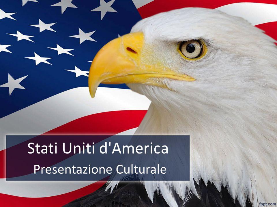Stati Uniti d America Presentazione Culturale