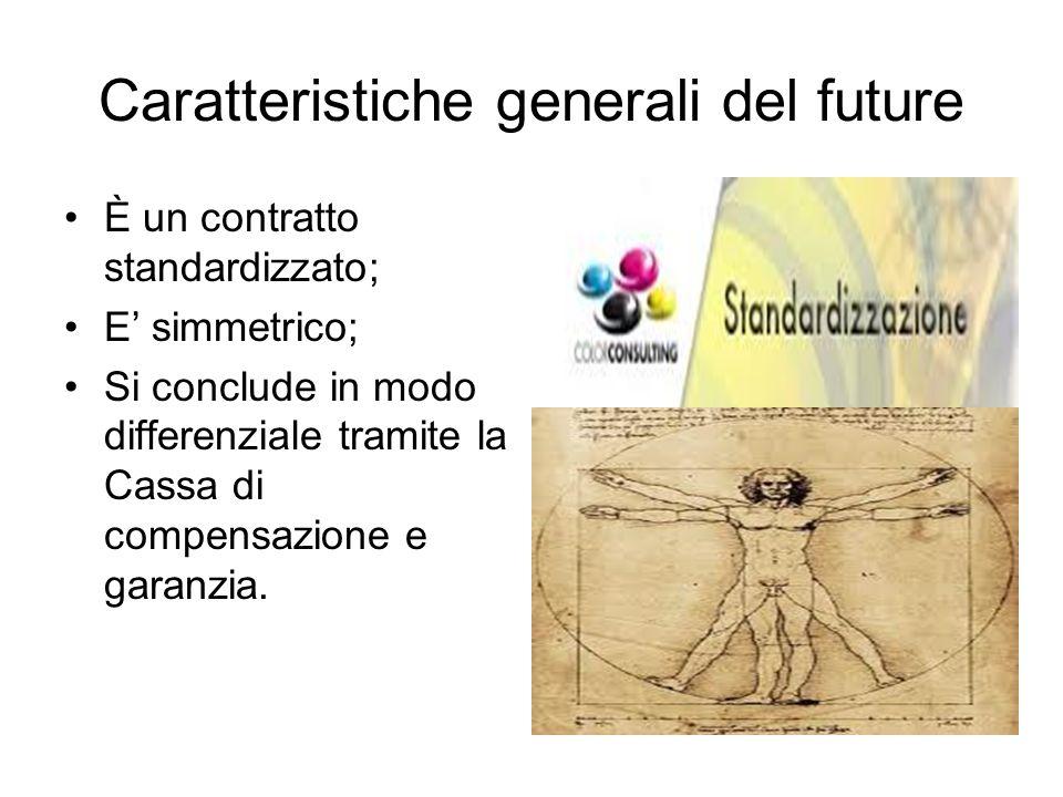Caratteristiche generali del future