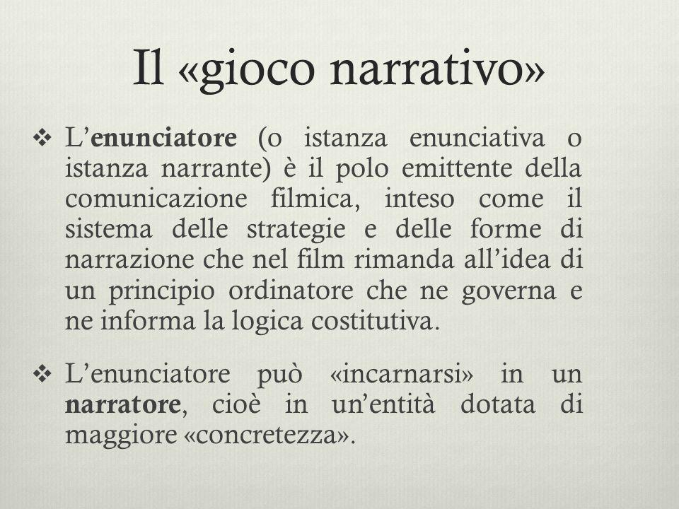 Il «gioco narrativo»