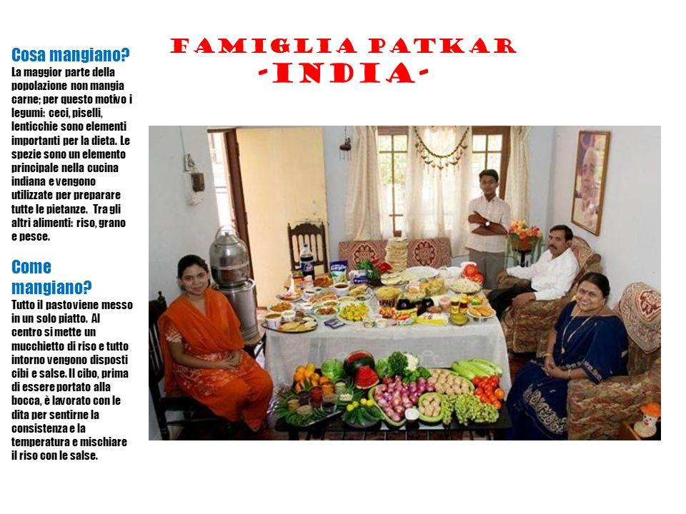 Famiglia patkar -india-