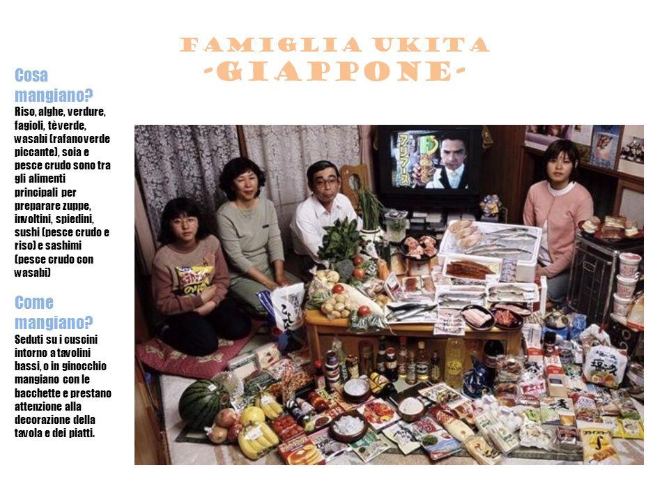 Famiglia ukita -giappone-