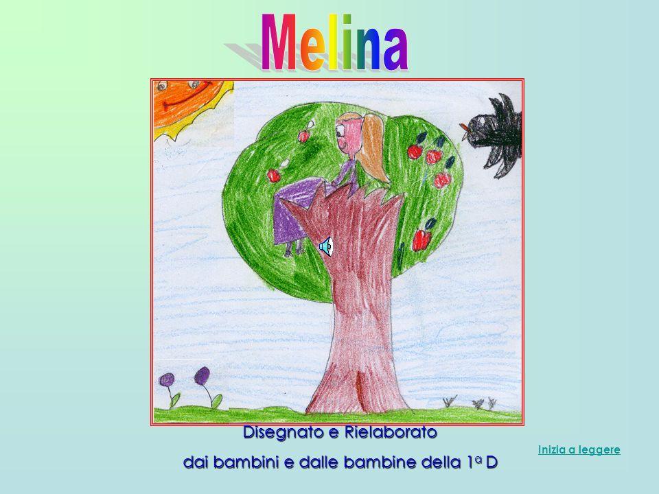 Melina Disegnato e Rielaborato dai bambini e dalle bambine della 1a D