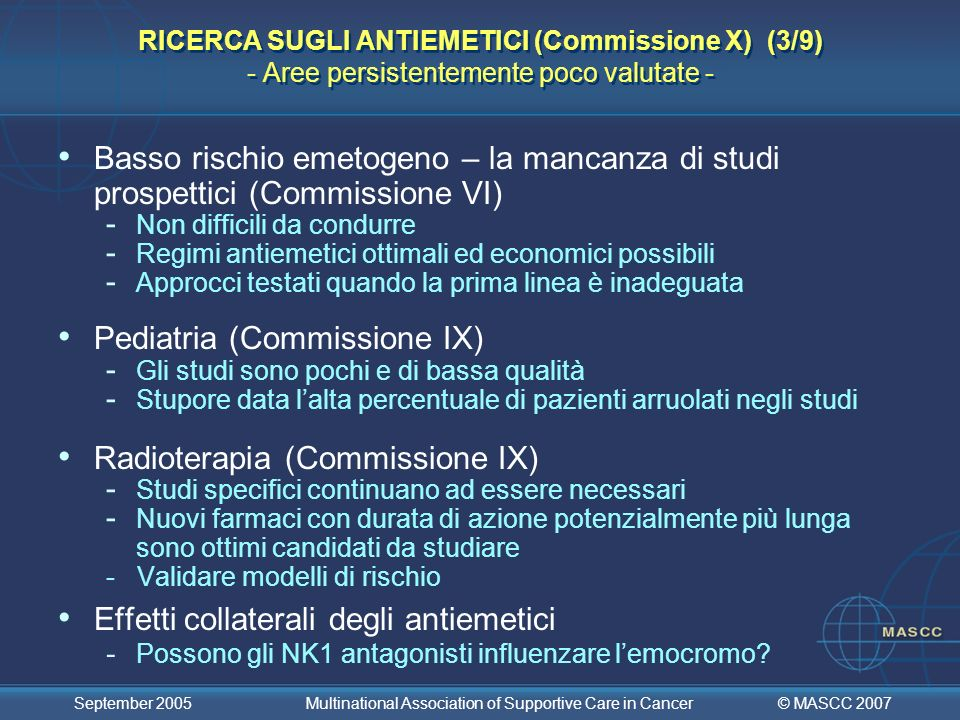 Pediatria (Commissione IX)