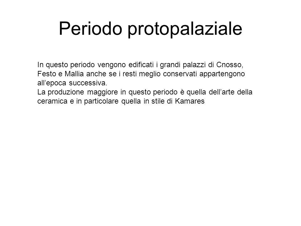 Periodo protopalaziale