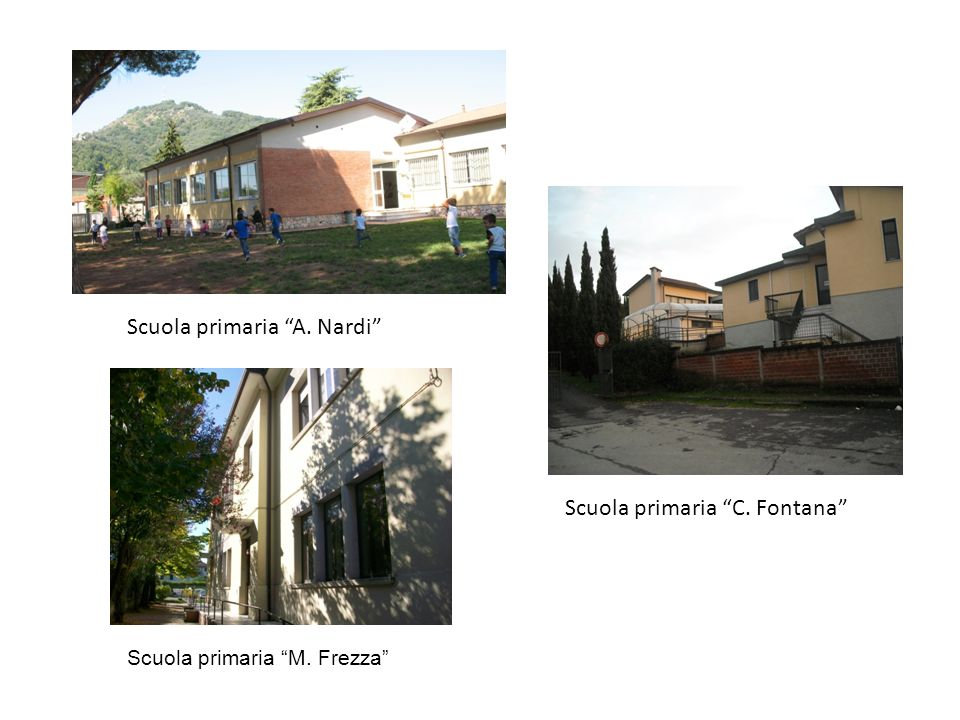 Scuola primaria A. Nardi