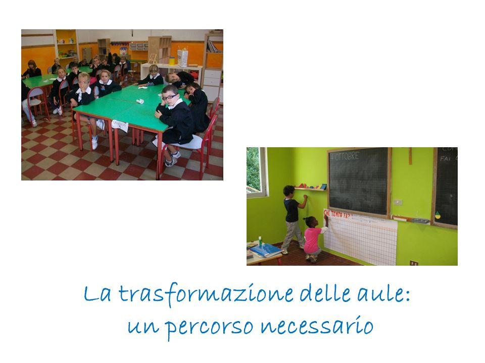 La trasformazione delle aule: un percorso necessario
