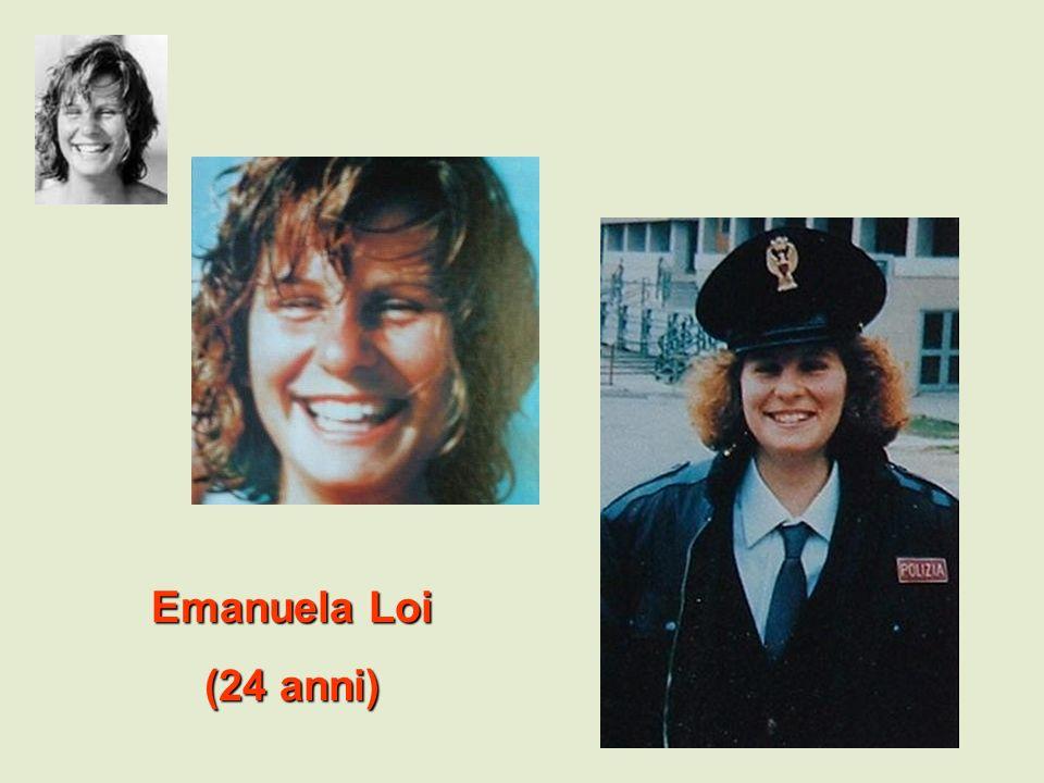 Emanuela Loi (24 anni)