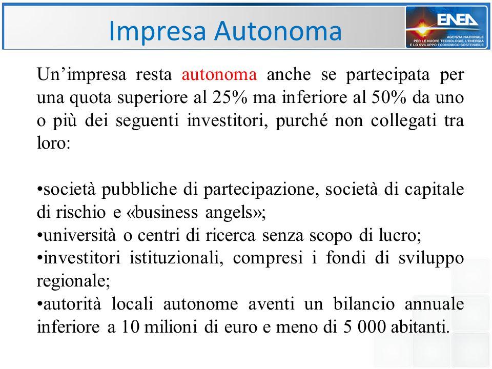 Impresa Autonoma