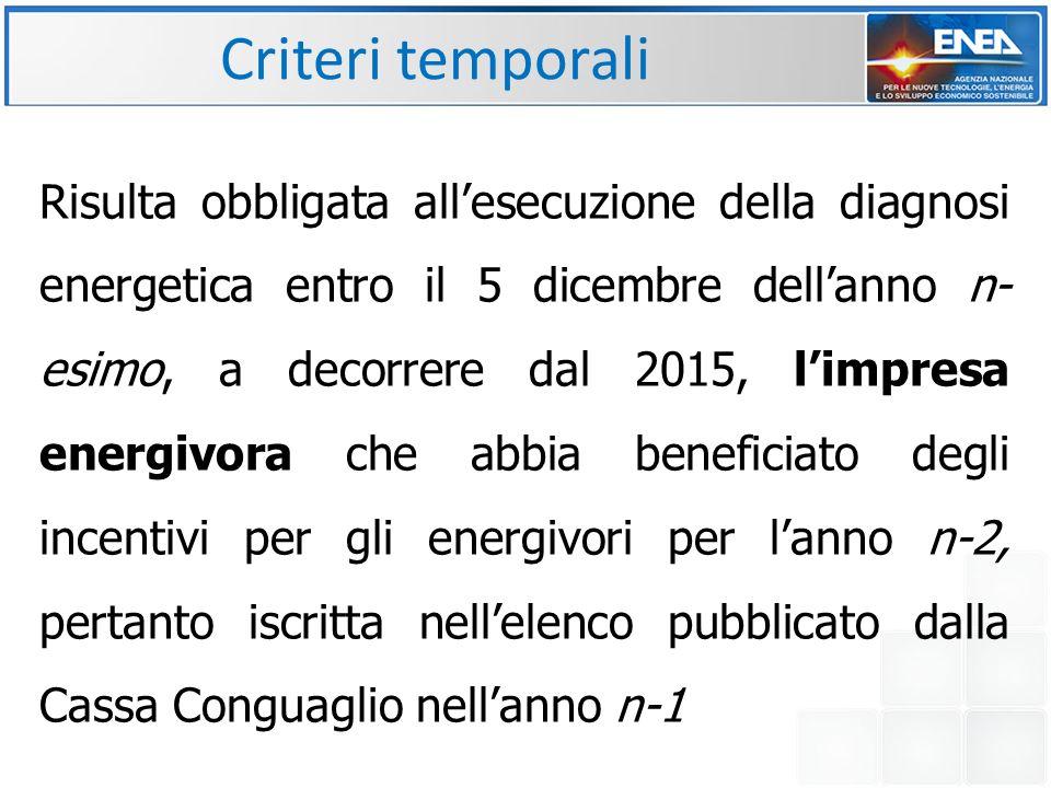 Criteri temporali