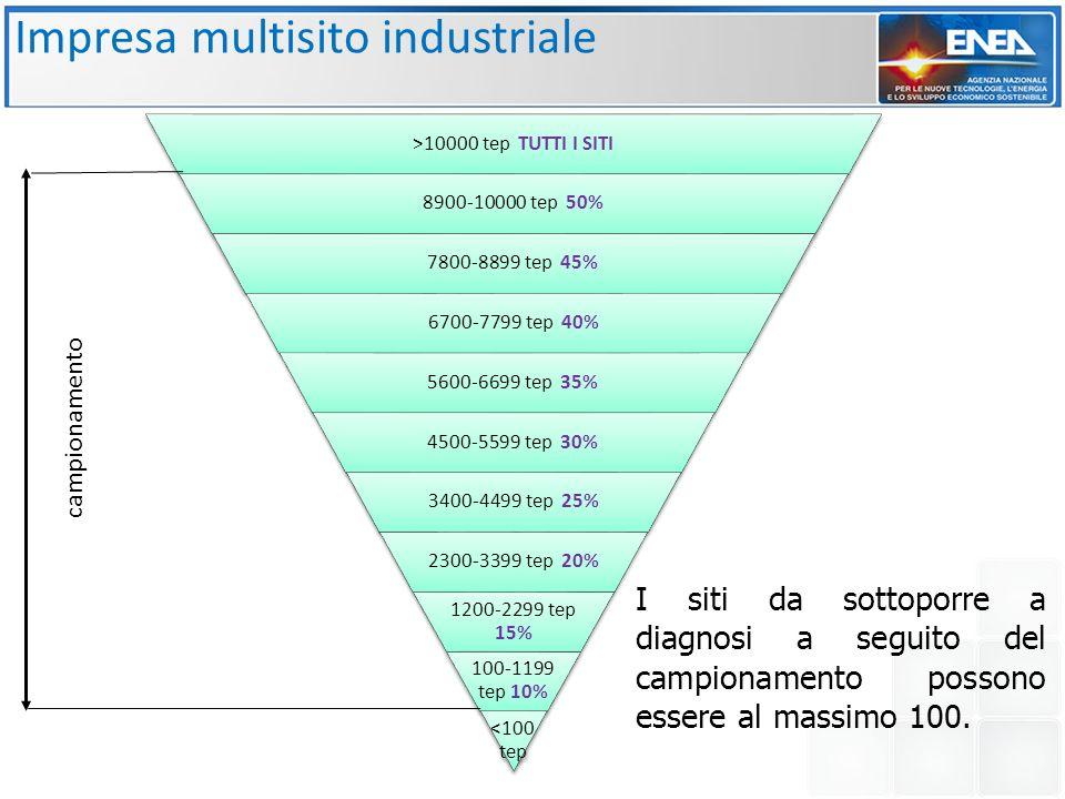 Impresa multisito industriale