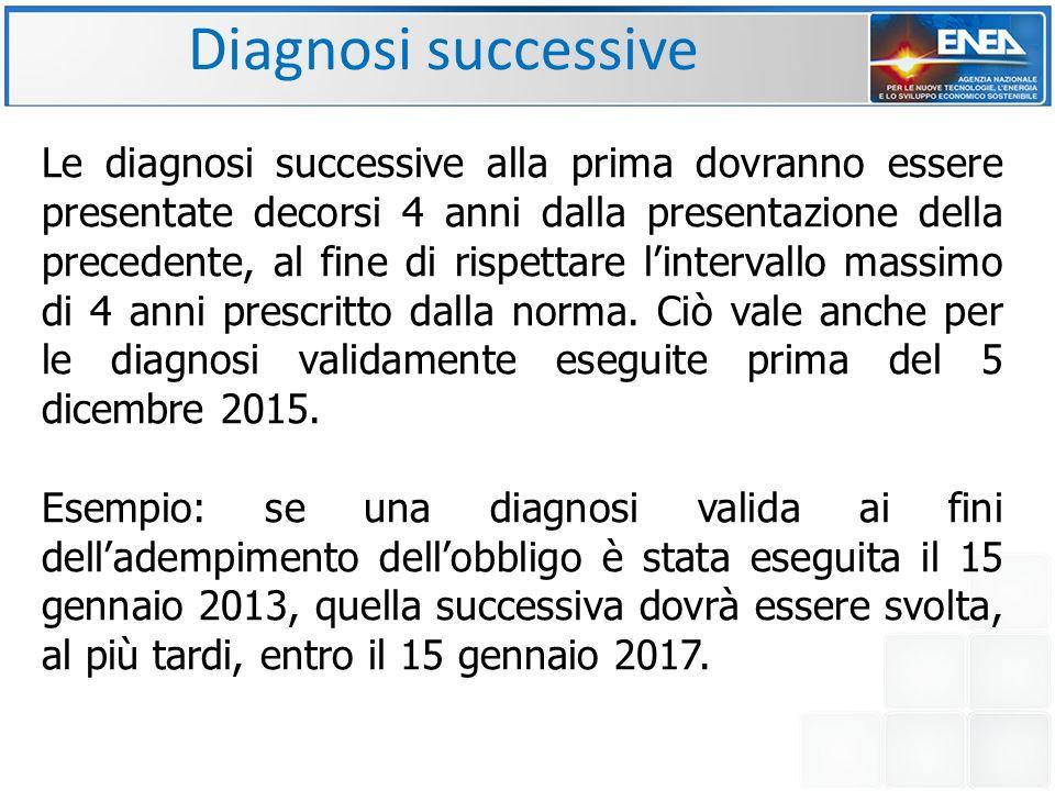 Diagnosi successive