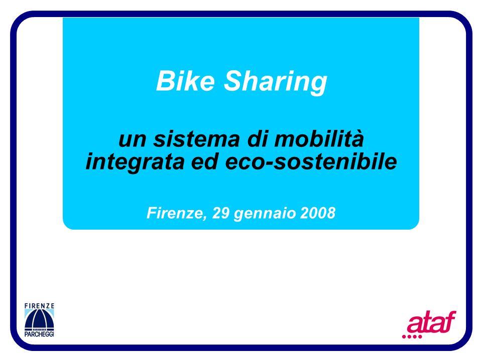 un sistema di mobilità integrata ed eco-sostenibile
