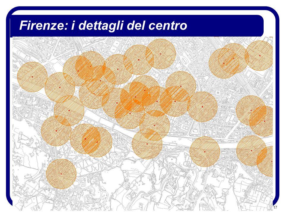 Firenze: i dettagli del centro