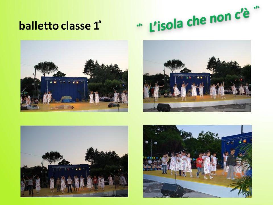 balletto classe 1 ͣ ΅ L'isola che non c'è ΅