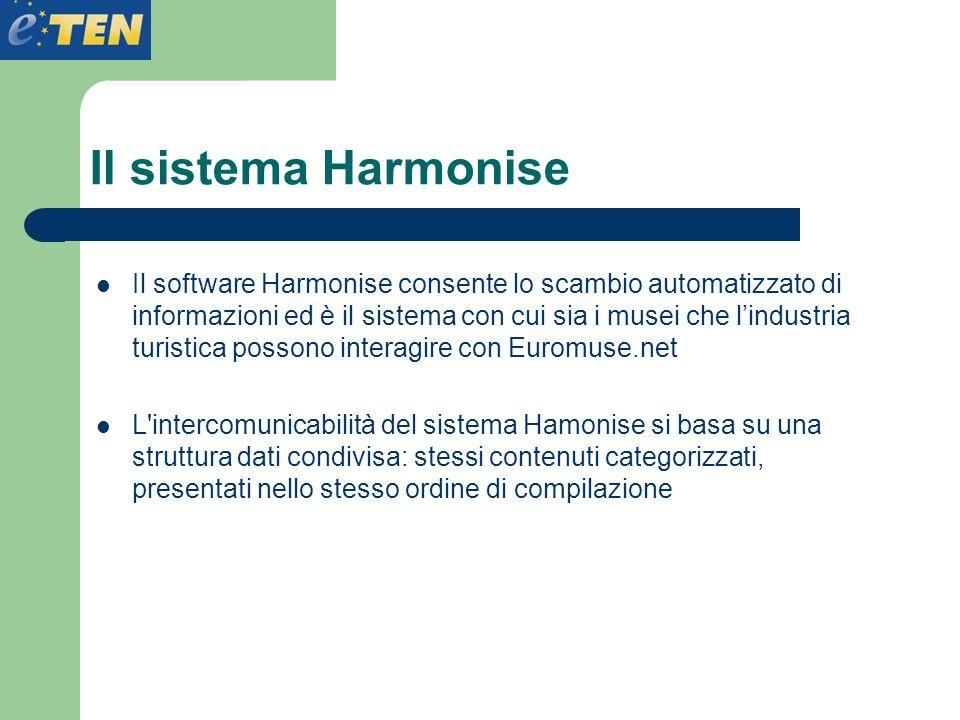 Il sistema Harmonise