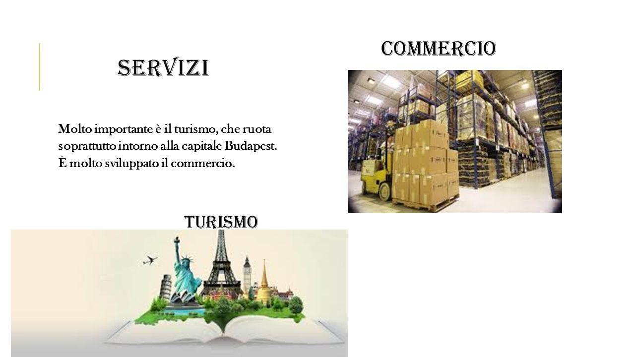 servizi COMMERCIO TURISMO