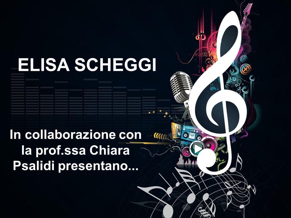 In collaborazione con la prof.ssa Chiara Psalidi presentano...