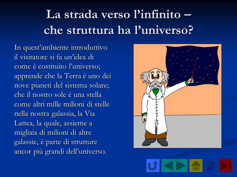 La strada verso l'infinito – che struttura ha l'universo