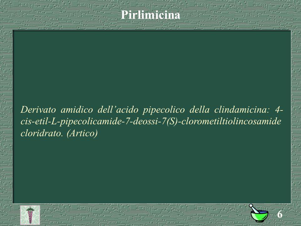 Pirlimicina