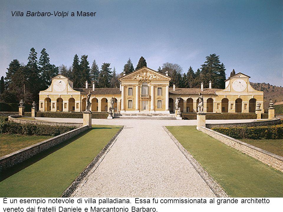 Villa Barbaro-Volpi a Maser