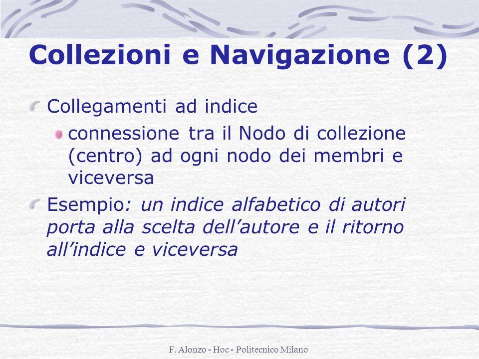 Collezioni e Navigazione (2)