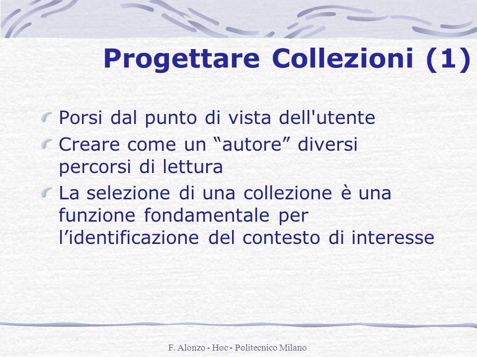 Progettare Collezioni (1)