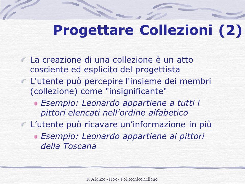 Progettare Collezioni (2)