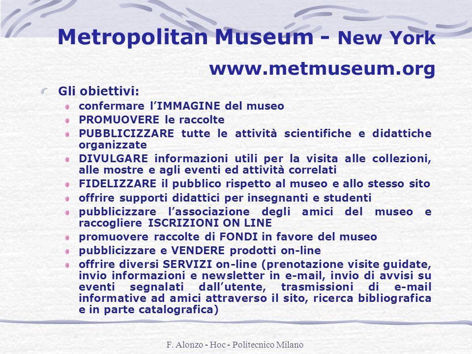 Metropolitan Museum - New York www.metmuseum.org
