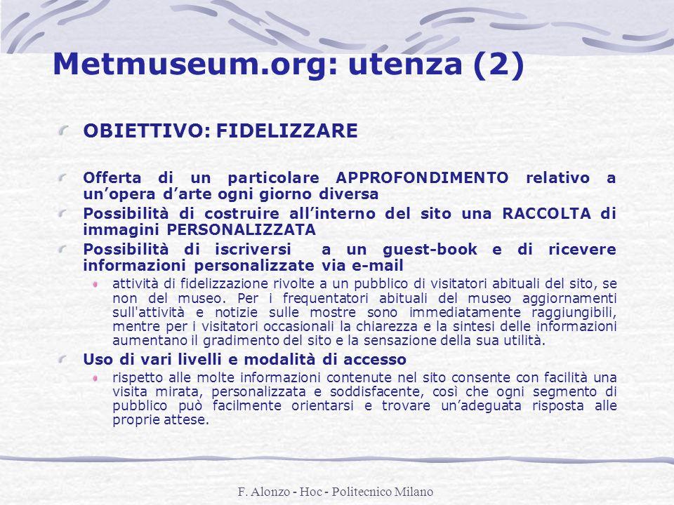 Metmuseum.org: utenza (2)