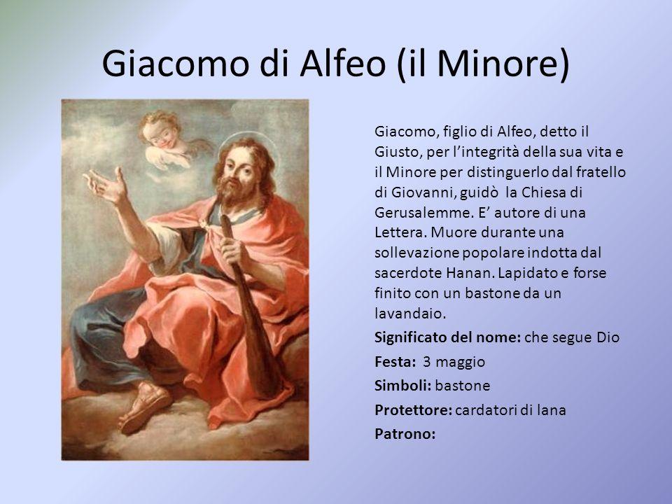 Giacomo di Alfeo (il Minore)