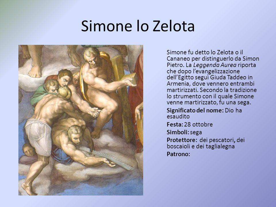 Simone lo Zelota