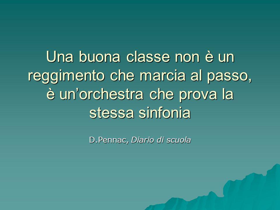 D.Pennac, Diario di scuola