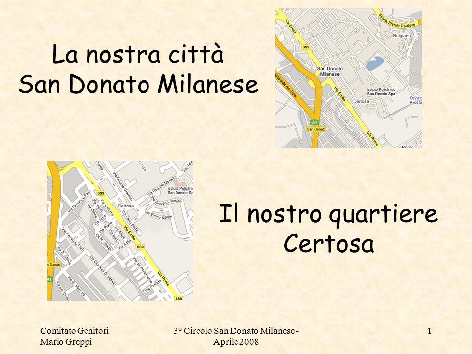 La nostra città San Donato Milanese
