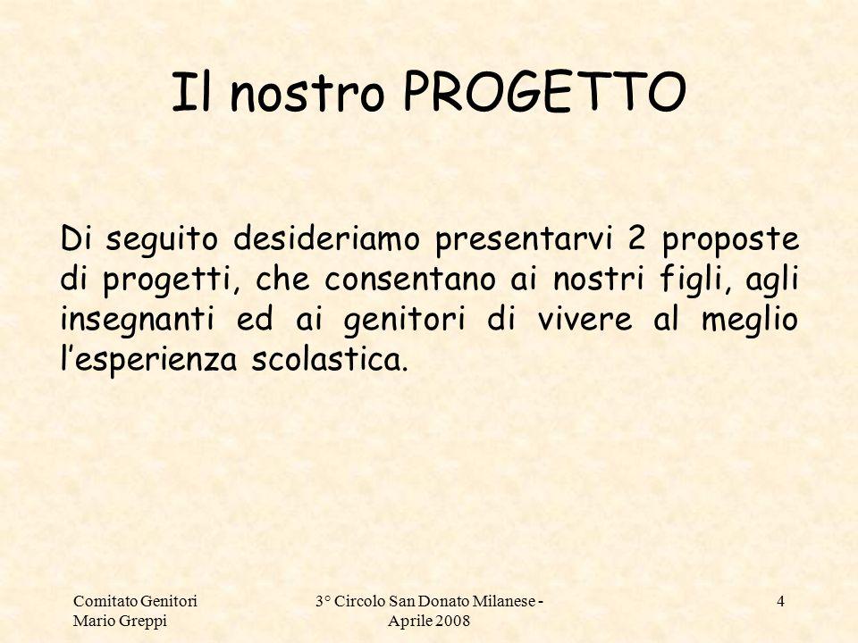 3° Circolo San Donato Milanese - Aprile 2008