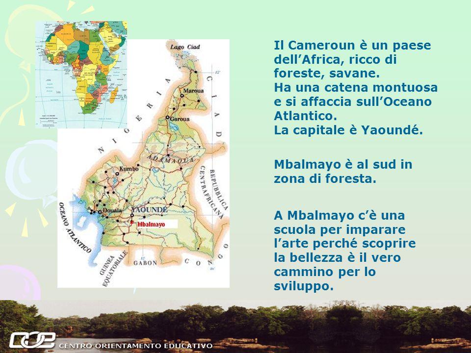 Il Cameroun è un paese dell'Africa, ricco di foreste, savane